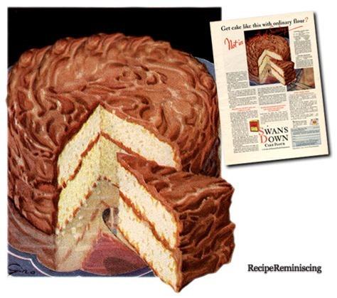 Website For Swans Cake Flour