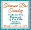 Treasure Box Tuesday