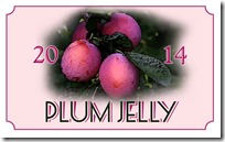 plum jelly