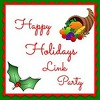 happy holiday link party