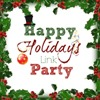 happy holidays link party