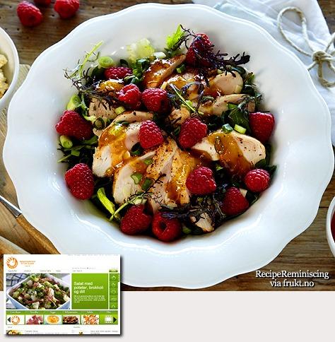 244_Bringebærsalat med kylling_post