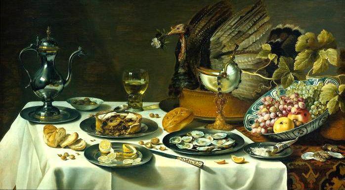 Elizabethan era foods