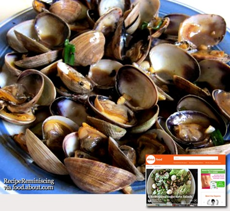 Chinese Stir-fry Clams in Black Bean Sauce_aboutfood_post