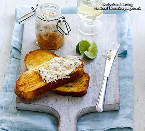 Crab paté on toasted brioche_goodhousekeeping_page