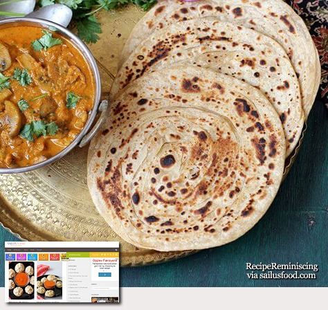 Lachha paratha_sailusfood_post