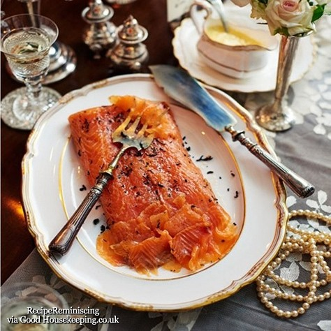 Earl grey cured salmon with hollandaise_goodhousekeeping_page