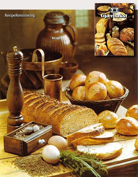 krydderbrød og kuvertbrød med urter_post