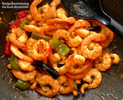 chinese Kung Pao Shrimp_aboutfood_page