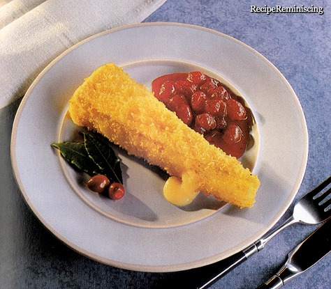 fried brie with cranberry sauce_page