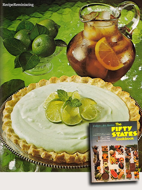 lime chiffon pie_post