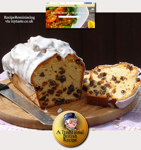 595_Traditional Sultana Cake_post
