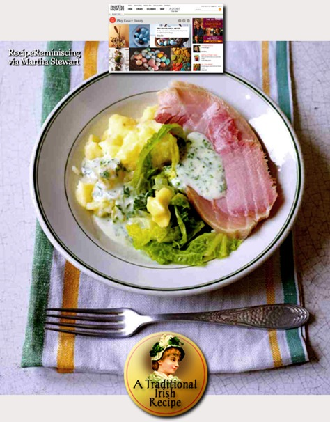 610_Traditional Irish Bacon, Cabbage, and Parsley Sauce_post
