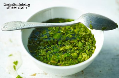 Mint sauce_BBCfood_page