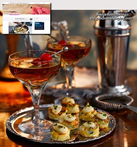 1920s Mini Omelettes Arnold Bennet_post
