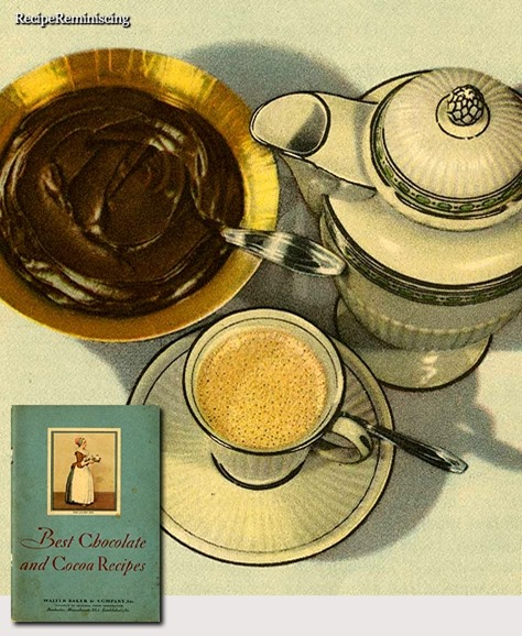 1931 Walter Baker & Company - Best Chocolate and Cocoa Recipes_post