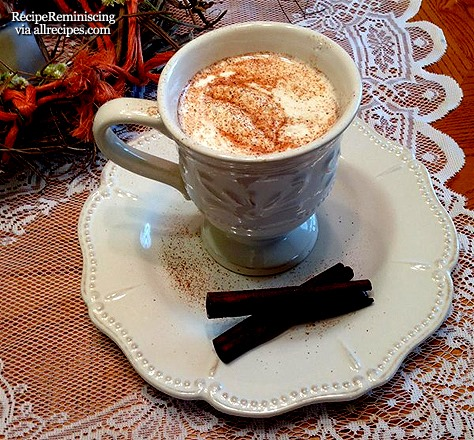 Colonial Hot Buttered Rum_page