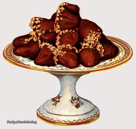 maple fondant acorns_page