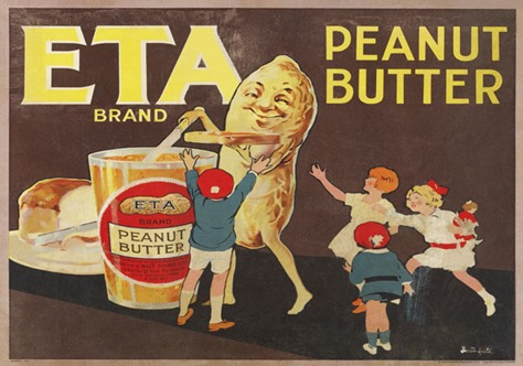 ETA Peanut Butter. Australian Advertisement