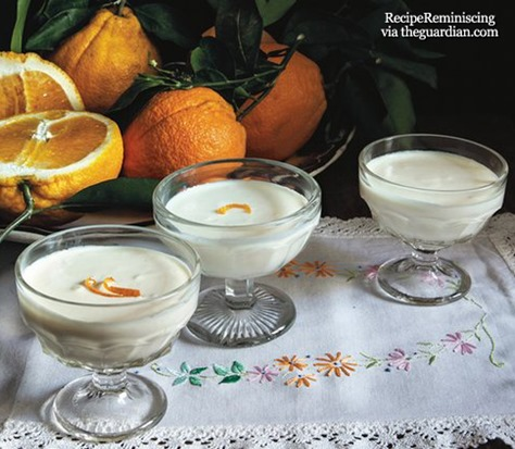 sack posset – a rich pudding to cure all ills_page