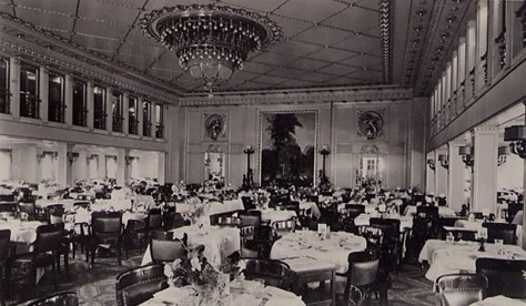 titanic diningroom 1