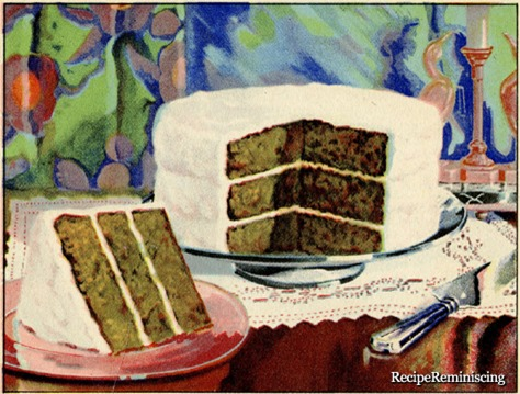 1929 Snow King-Famous Southern Baking Recipes for Better Baking_french chocolate cake_page