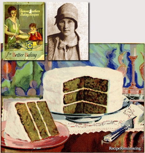 1929 Snow King-Famous Southern Baking Recipes for Better Baking_french chocolate cake_post