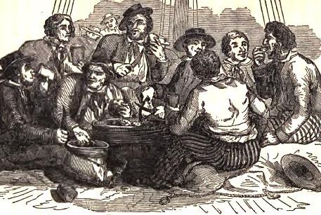 18th century sailors diet recipes