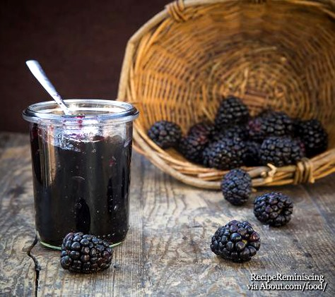 Traditional Blackberry Jelly Recipe_britishfood.about_page