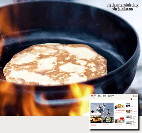 Pannekaker på bål_post
