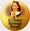 traditional badge beverage_flat
