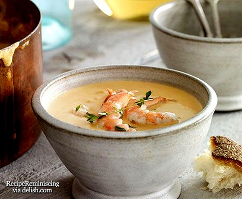 Dublin Bay Prawn Bisque_page