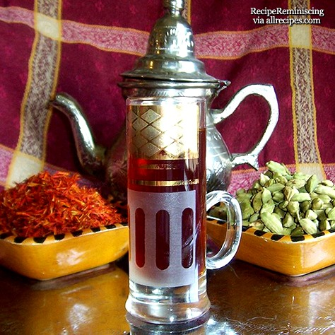 Kuwaiti Traditional Tea_page