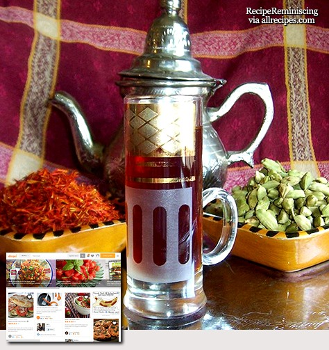 Kuwaiti Traditional Tea_post
