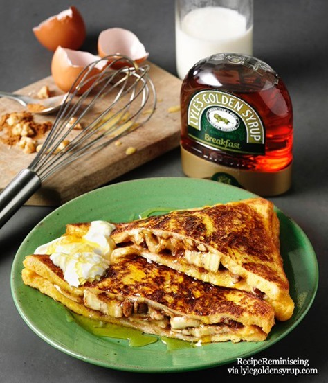 Lyle's banana, pecan and cinnamon french toast_page
