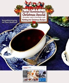Cranberry & Port Gravy / Tyttebær & Portvinsaus