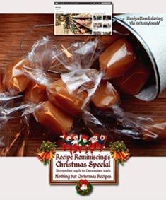 Vanilla Toffees / Vanilje Karameller
