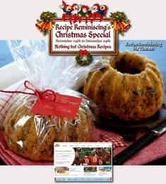 Christmas Fruit Cake / Julens Fruktkake