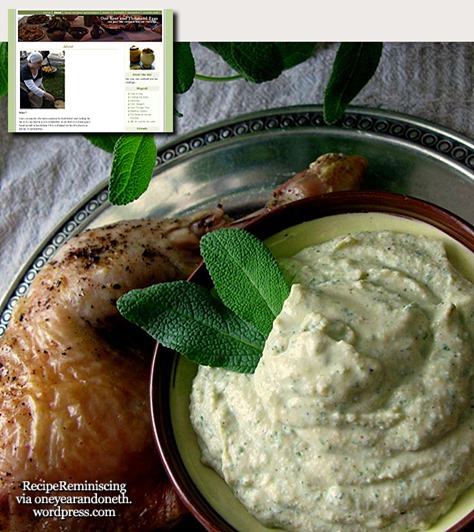 Sauge – Chicken with Sage Sauce_post