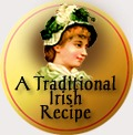 traditional badge irish_flat