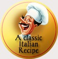traditional badge italian_flat