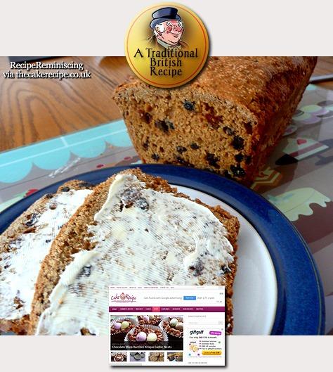 Malt Loaf / Maltbrød