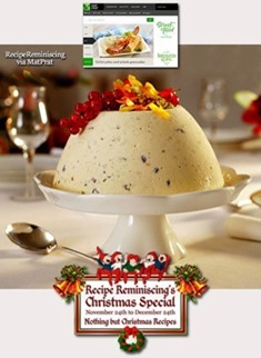 Spicy Christmas Ice Cream / Krydret Juleis