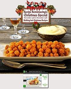 Aquavit Marinated Cloudberries With Raw Cream / Akevittmarinerte Multer Med Råkrem