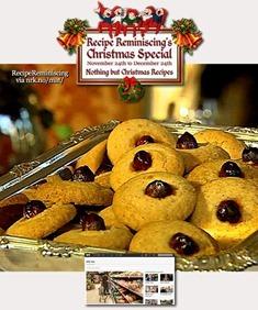Nut Cakes / Nøttekaker