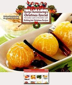 Spice Boiled Clementines / Krydderkokte Klementiner