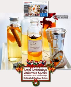 Christmas Spiced Clemencello / Julekrydret Clemencello