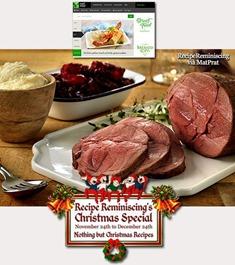Reindeer Steak With Baked Red Cabbage & Parsnip Purée / Reinsdyrstek Med Ovnsbakt Rødkål & Pastinakkpuré