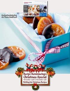 Candied Clementine Slices / Kandiserte Klementinskiver
