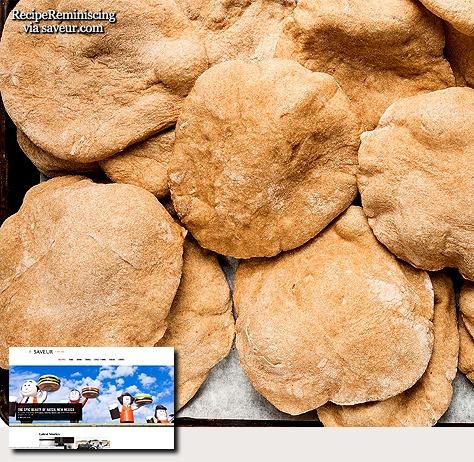 Aish Baladi – Egyptian Flatbread / Egyptisk Flatbrød